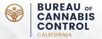 CA Bureau of Cannabis Control logo